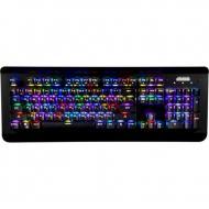 Клавіатура ігрова Modecom Volcano Hammer 2 RGB Removable Outemu Blue Switch (K-MC-HAMMER2-U-BLUE-RGB-R) black