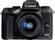 Фотоапарат Canon EOS M5 15-45mm IS STM Kit black