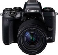 Фотоапарат Canon EOS M5 18-150mm IS STM Kit black