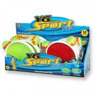 Іграшка тарілка з шаром липучкою YG04