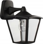Світильник вуличний настінний Blitz E27 60 Вт IP44 чорний 2055-11