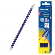 Набір олівців чорнографітних HB із гумкою 12 шт. 979393 Pelikan
