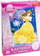 Картина з блискіток Disney «Белль» 4748-02