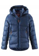 Куртка-жилет для мальчика Reima Martti р.158 темно-синий 531345-6760
