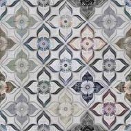 Плитка Ceramika Paradyz DARKSIDE GRYS PATERN 60х60