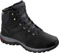 Ботинки Salomon ELLIPSE FREEZE CS WP L40613200 р.UK 6 черный