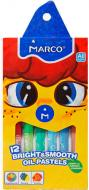 Пастель олійна Colorite 1100OP-12CB Marco