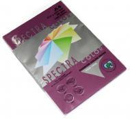 Бумага цветная Spectra Color A4 80 г/м 100 листов малиновый