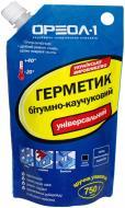 Герметик універсальний Ореол-1 0.75 кг