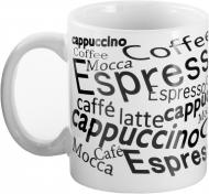 Чашка Cappuccino 330 мл Оселя