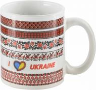 Чашка Я люблю Украину 330 мл Оселя