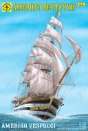 Збірна модель Modelist корабель Амеріго Веспуччі 1:150 115060