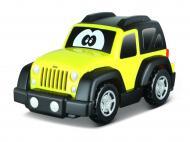 Машинка Bb Junior Jeep 16-85121 yellow