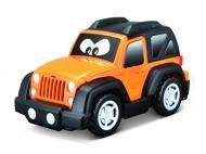 Машинка Bb Junior Jeep 16-85121 orange