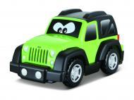 Машинка Bb Junior Jeep 16-85121 green