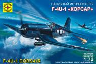 Збірна модель Modelist палубний винищувач F4U-1 Корсар 1:72 207265