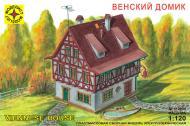 Збірна модель Modelist Віденський будиночок 1:120 412004