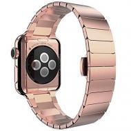 Браслет Link для Apple Watch 38/40/mm Rose Gold (AL5102)