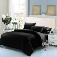 077e26846cc6 Комплект постельного белья KBJSBL04 Jefferson Sateen евро черный Boston
