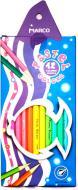 Олівці кольорові Pastel Colors 5200-12CB Т Marco