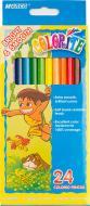 Олівці кольорові S1100-24CB Marco
