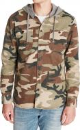 Рубашка Mavi HOODED SHIRT 021367-30262 р. L камуфляж