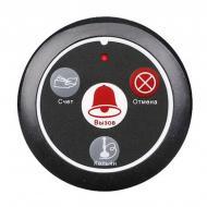 Кнопка вызова официанта беспроводная с 4-мя кнопками Retekess T117 Черная (100688)