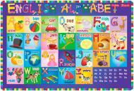 Підставка дитяча для столу англійський алфавіт YES