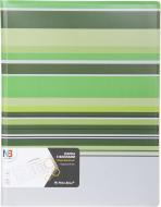 Папка з файлами А4 0,45 мм зелена Nota Bene