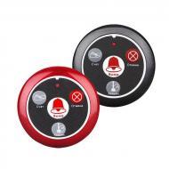 Пульты на 4 кнопки для систем вызова официанта Retekess T117, комплект 10 штук (03126)