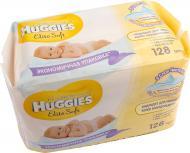 Вологі серветки Huggies Ultra Comfort Natur дитячі 128 шт.