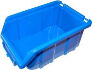 Лоток для мелких деталей 17x11x7.5 см синий