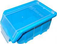 Лоток для мелких деталей с крышкой 17x11x7.5 см синий