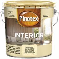 Деревозащитное средство Pinotex Interior безцветный полумат 3 л