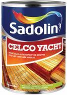 Лак CELCO YACHT 20 Sadolin напівмат 1 л