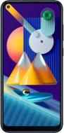 Смартфон Samsung Galaxy M11 3/32GB black (SM-M115FZKNSEK)