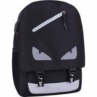 Рюкзак Bagland з очима 13 л чорний 58566