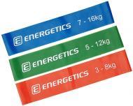 Набір міні-стрічок для фітнесу Energetics 3 шт. 256902