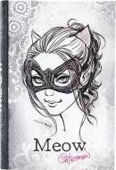 Блокнот Catwoman А5 192 арк. білий Talking Friends