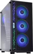 Компьютер персональный Artline Gaming X75 (X75v24) black