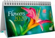 Календар «Світовид. Настільний перекидний. Піраміда. Flowers»
