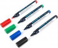 Набір маркерів Schneider Maxx 290 1-3 мм 4 шт. різнокольоровий