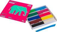 Пластилін Захоплення 10 кольорів 200 г 200303 Гамма UA