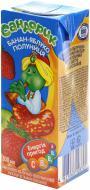 Нектар Сандорик Банан, яблуко та полуниця 200 мл 4823063103701