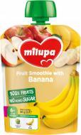 Пюре Milupa Яблоко и банан 80 г