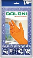 Рукавички Doloni господарські з покриттям латекс L (9) 4546