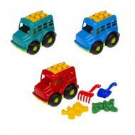 Набір для пісочниці Colorplast Бусик №2 91