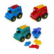 Набір для пісочниці Colorplast Бусик №3 107