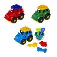 Набір для пісочниці Colorplast Кузнечик №3 220