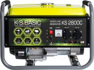 Генератор бензиновий Konner&Sohnen BASIC KS 2800C